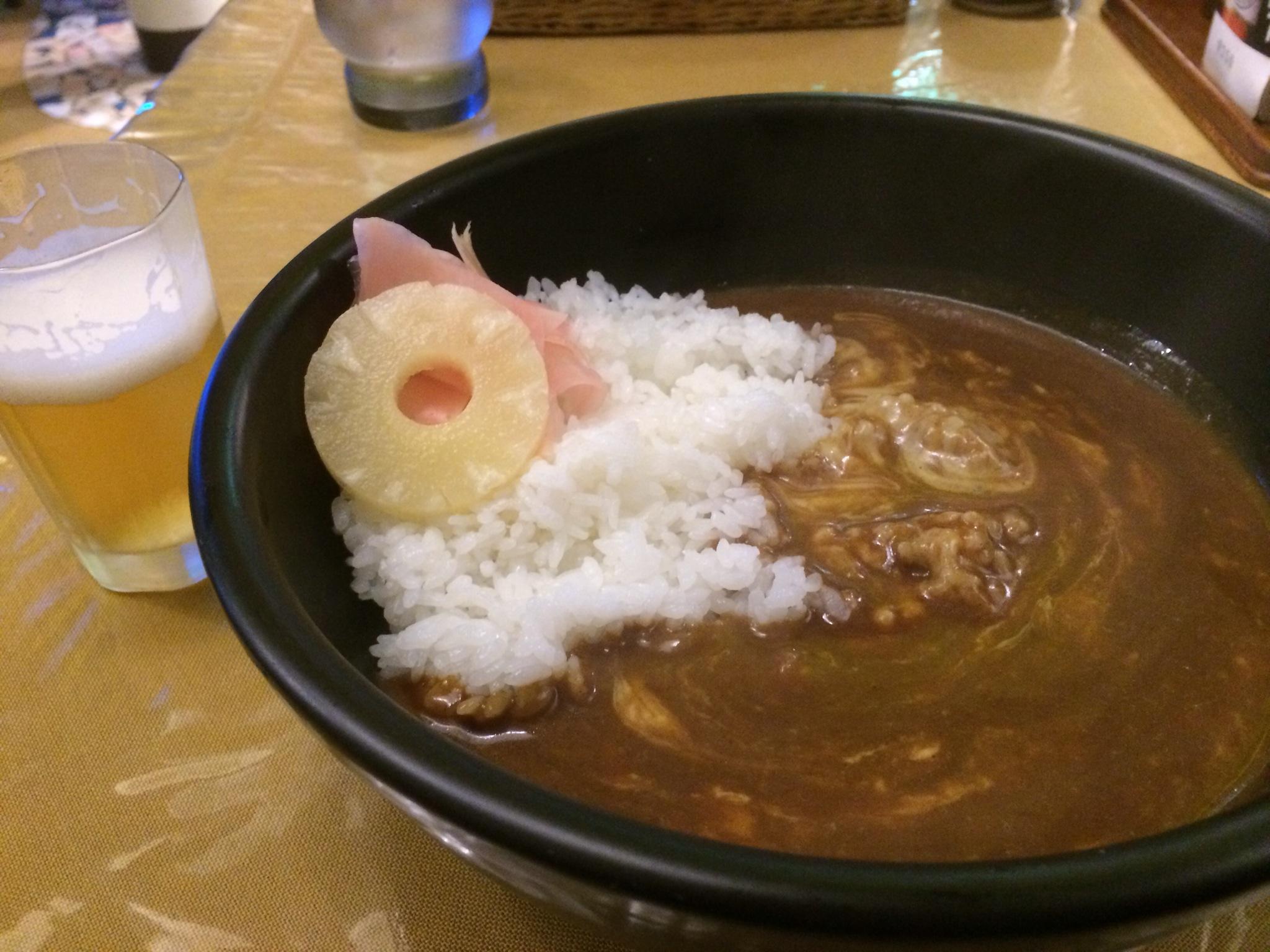お昼に食べた武蔵新城のカレーやさん伽羅のチーズカレーです!
