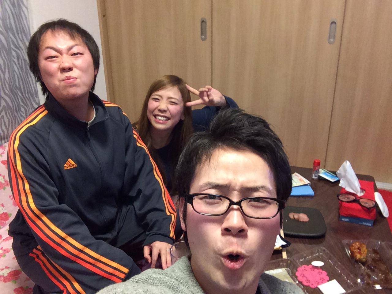 日本酒も飲んで結構酔っぱらいましたヽ(^o^)丿笑