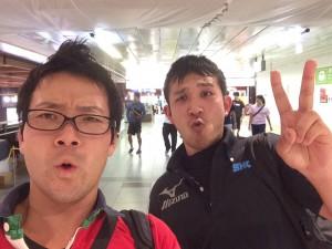 武田監督と牛タンしながら飲みました!!!