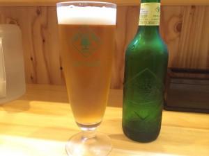 ビール(中瓶)ハートアイランドビール!!