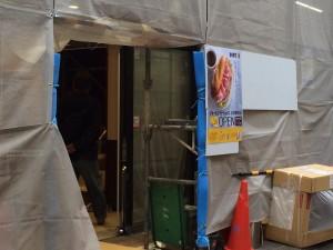 ドトールコーヒー生田店!開店準備中!!