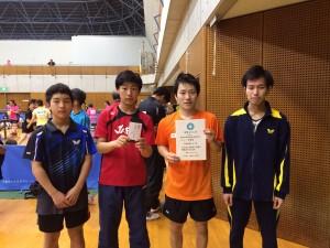 初出場!初準優勝!川崎卓球ジム!楽しかったです!
