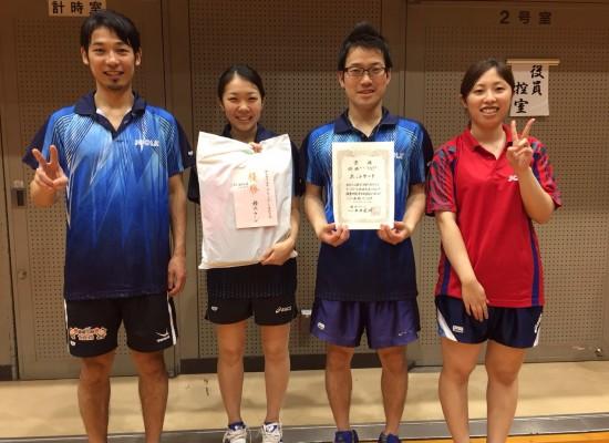 京浜オープンラージボール大会優勝!