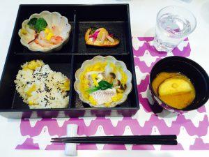 今日は「懐石料理」の授業でした!!