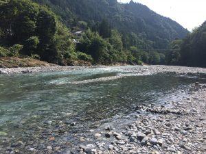 去年行った川井キャンプ場!自然に癒やされました♪