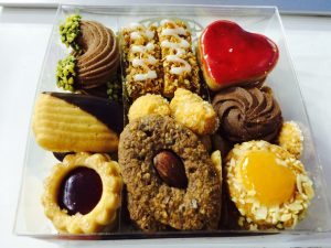 リリエンベルグのお菓子、買ってきてくれました!!おいしかったです\(^o^)/