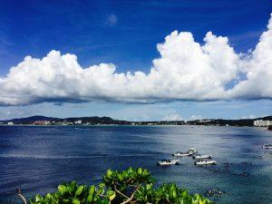 沖縄の海♪①