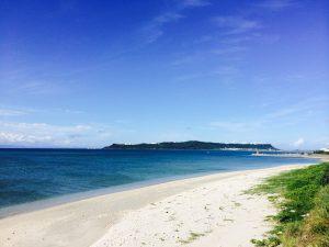 沖縄の海♪②