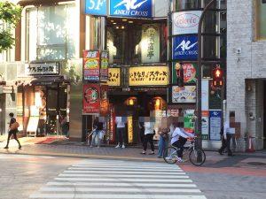 渋谷駅の松屋があったところにいきなりステーキができてました!