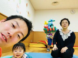 高津スポーツセンター!幼児体育室!