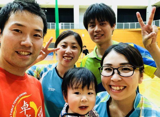 ニッタク杯!川崎オープンダブルス卓球大会!