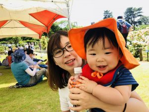 本当に良い天気でした!快晴!夏日!