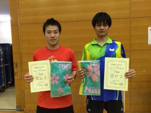 準優勝!ニッタク杯川崎オープンダブルス卓球大会!
