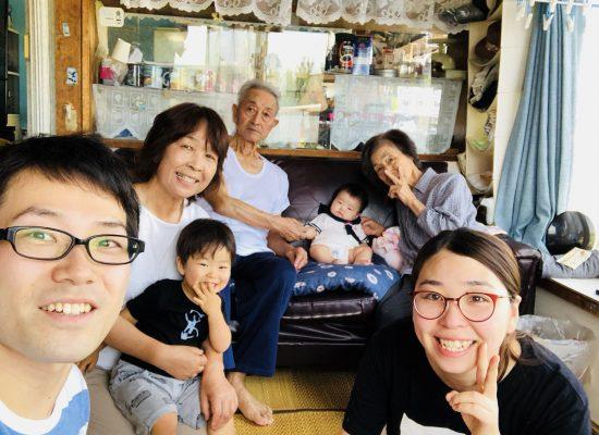 弘前で集合写真!