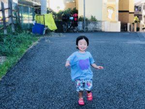 走るの大好き!!
