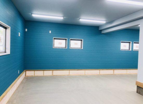 青色の壁紙!きれいです!