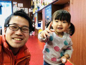 久しぶりに来ました!生田の卓球場!