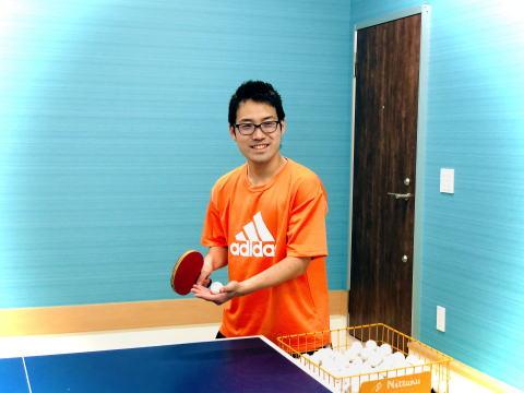 川崎卓球ジム・体験卓球教室